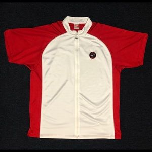 Nike Vintage Basketball Warm Up Jacket XL